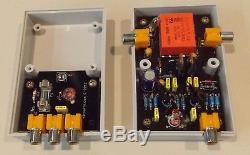 LF HF Broadband Loop Antenna Pre-amplifier Kit