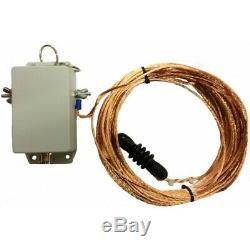 LWHF-160 hf vhf 160 6m multi-band ham radio long wire antenna top band aerial