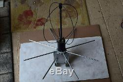 M2 eggbeater 70cm Amateur Ham Radio Base Antenna