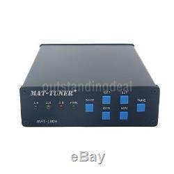 MAT-180H HF Auto-tuner 120W AUTO TUNER Automatic Antenna Ham Radio SZ#