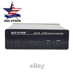 MAT-30 120W HF-SSB Automatic Antenna Tuner Automatic Ham Radio for Yaesu US