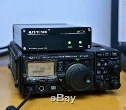 MAT-30 Automatic Antenna Tuner Auto Tuner Auto Ham Radio For Yaesu Plug and Play