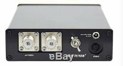 MAT-30 HF Auto-tuner 120W AUTO TUNER Automatic Antenna Ham Radio For Yeasu