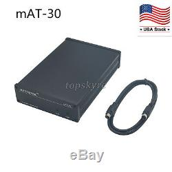 MAT-30 HF Ham Radio Auto-tuner 120W AUTO TUNER Automatic Antenna For Yeasu tsUS