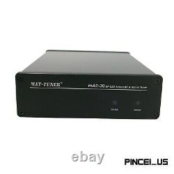 MAT-30 HF-SSB Automatic Antenna Tuner 120W Automatic Ham Radio for Yaesu pc66