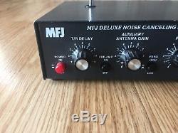 MFJ-1026 HF Active Antenna 1 8 To 30MHz With Noise Canceller