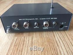 MFJ-1026 HF Active Antenna 1.8 To 30MHz With Noise Canceller Ham Radio