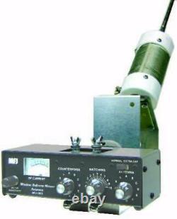MFJ-1625 HF (6-80m) WindowithBalcony/Apartment Antenna with Tuner, 200W Max