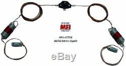 MFJ 17758 40 & 80 Meter Dipole 1.5 KW 85' total length No Tuner needed