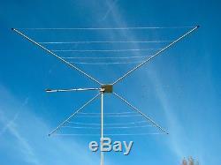 MFJ-1836H COBWEB HF, 1/2 WAVE, 6-Bands 6,10,12,15,17, 20M 1.5KW