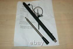 MFJ 1899T Telescopic Portable HF-6 Meter Antenna withInstructions