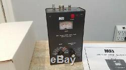 MFJ-209 HF VHF Antenna Analyzer SWR METER 1.8-170 mhz C MY OTHER HAM RADIO CB