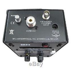 MFJ-259C HF/VHF/220 MHz Ham Radio CB Antenna Analyzer- 530 KHz 230 MHz