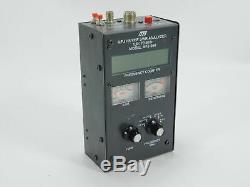 MFJ-259 Ham Radio 1.8-170MHz HF/VHF SWR Antenna Analyzer Works Great