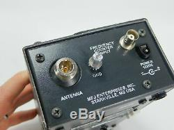 MFJ-269 Ham Radio HF/VHF/UHF SWR Antenna Analyzer with Type-N Connector