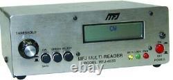 MFJ-462B CWithRTTY/ASCII/AMTOR Decoder
