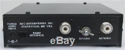 MFJ-939I Plug & Play 200 Watt Autotuner 1.8-30 MHz With ICOM Cable