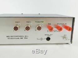MFJ-949E Deluxe Versa Tuner II Ham Radio Antenna Tuner (works great)