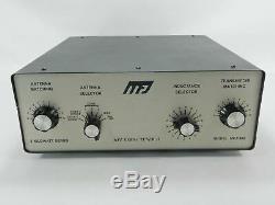 MFJ-982 Versa Tuner IV 3KW Ham Radio Antenna Tuner (built like a tank) SN 011709