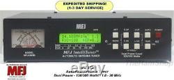 MFJ-993B 1.8-30MHz Automatic Antenna Tuner 150/300 Watts, 20,000 Memories