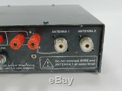 MFJ-993 IntelliTuner Ham Radio Automatic Antenna Tuner (300W SSB / 150W CW)