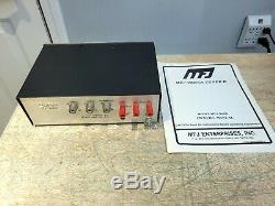 MFJ Antenna Tuner II MFJ-949D With Watt Meter & Dummy Load C MY OTHER HAM RADIO