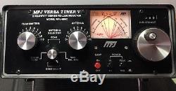 MFJ Versa Tuner V Model MFJ-989C 3KW Ham Radio Roller Inductor Antenna Tuner