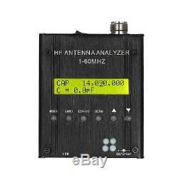 MR300 RF SWR Shortwave Antenna Analyzer Meter Tool for Ham Radio Hobbyists V1N5
