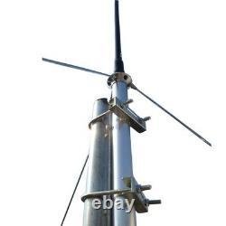 Metal GP2 FM Transmitter Antenna Repeater Extender Kit 87-108MHz For Broadcast