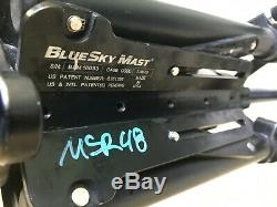 Military Surplus BlueSky AL1 Mast System Antenna Ham Radio Portable Tower Tripod