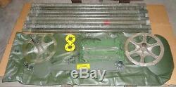 Military Used Hd 4' Fiberglass Antenna Tower Mast Section Economy Mast Kit