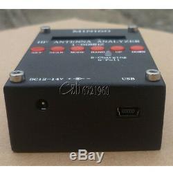 Mini60 SARK100 HF ANT SWR Antenna Analyzer Meter 1-60Mhz For Ham Radio