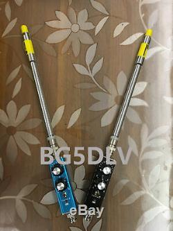 MiniGP Stick HF QRP Whip Antenna Tuner + HSWR For FT-817 818 ICOM 703 KX3 G1M