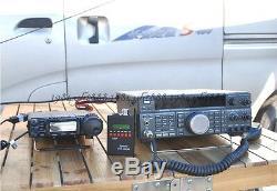Mini HF ANT SWR Antenna Analyzer Meter For Ham Radio Hobbists