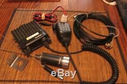 Mobile Ham Radio Setup TALKCOOP KT-8900D with Browning Antenna BR-180