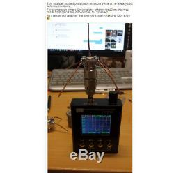 N2061SA Antenna Analyzer 1.1MHz1300MHz resistance/impedance/SWR/s11 factorysale