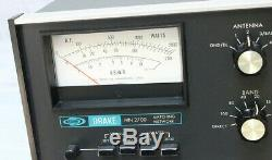 Near Mint RL Drake MN2700 Ham Radio Antenna Tuner With Balun