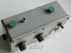 Nice Pcm Australia Mtu-100 Antenna Tuner Atu For Hf Ham Radio Transceiver, Rare