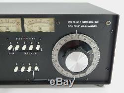 Nye Viking MB-V-A Ham Radio 3KW Antenna Tuner Very Nice SN 88741
