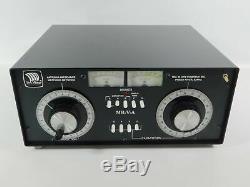 Nye Viking MB-V-A Ham Radio 3KW Roller Inductor Antenna Tuner (nice) SN 090101
