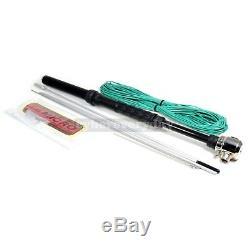 Original YAESU ATAS-25 Short Wave Antenna for FT-817 857 897 Walkie-talkie