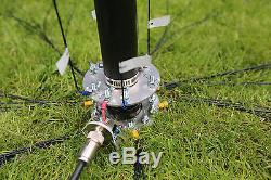 PREMIUM DX Commander Amateur Radio ALL BAND Vertical HF Antenna Portable Use