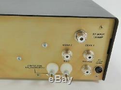 Palstar AT2K 2KW Ham Radio Antenna Tuner with Box (fantastic shape) SN 8977