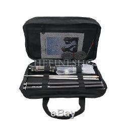 Portable 7-50MHz Shortwave Antenna Kit Outdoor 100W Slide Regulator fr Ham Radio