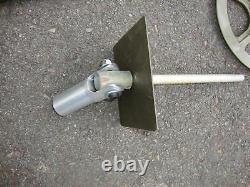 Portable Antenna Tower 30ft Swivel Stake Mast Kit New
