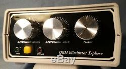 QRM Eliminator, X-Phase, Noise Eliminator, 1,8 30 MHz (PTT-VOX)
