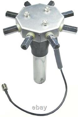 Quad Band Dipole Bundle with Shark Mini HamSticks & MFJ-2100 Octopus Antenna Base