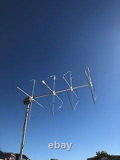 Radiowavz RWQ2M4EL Quasar 2 Meter 4 Element Quad Antenna