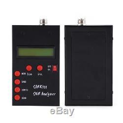 SARK100 HF ANT Shortwave SWR Antenna Analyzer Meter 1-60Mhz For Ham Radio