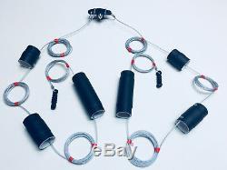 SIGMA EURO-COMM DX 80-40-20-10- INDUCTIVE DIPOLE HF Antenna Ham Radio Aerial